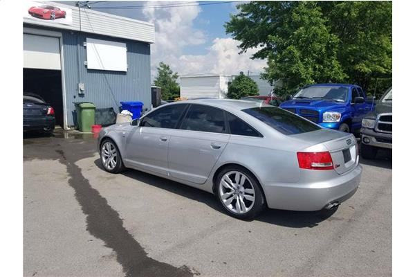 2007 Audi S6 4dr Sdn